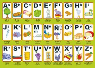 abecedario animado