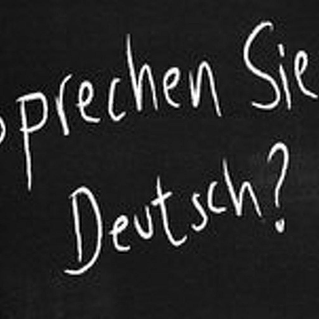 abecedario alemán vocablos