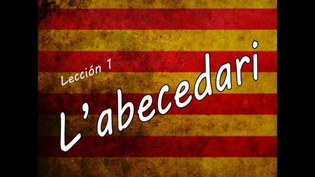 abecedario catalan cancion
