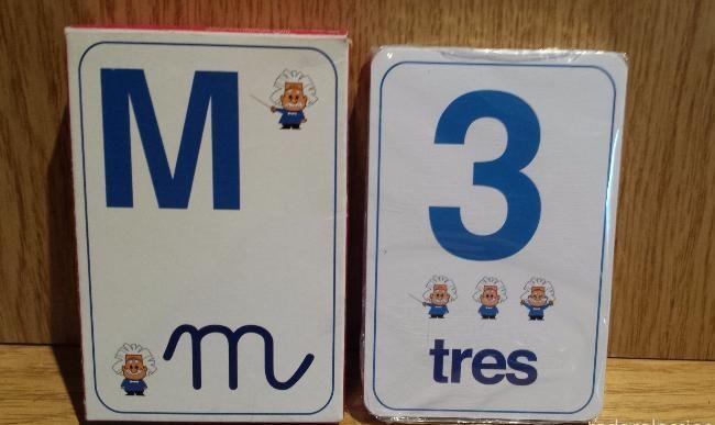 abecedario con numeros abajo