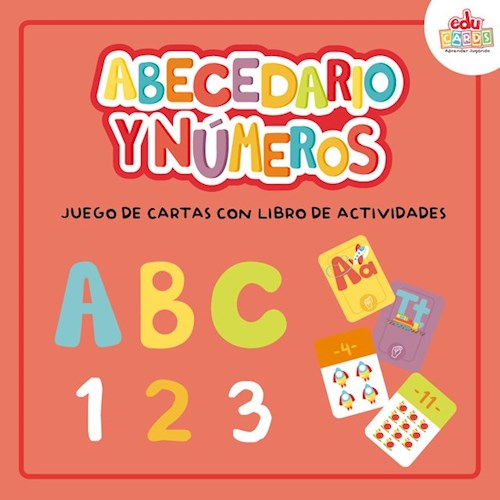 abecedario letras con numeros