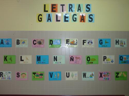 cancion abecedario galego