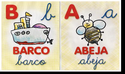 abecedario infantil con dibujos