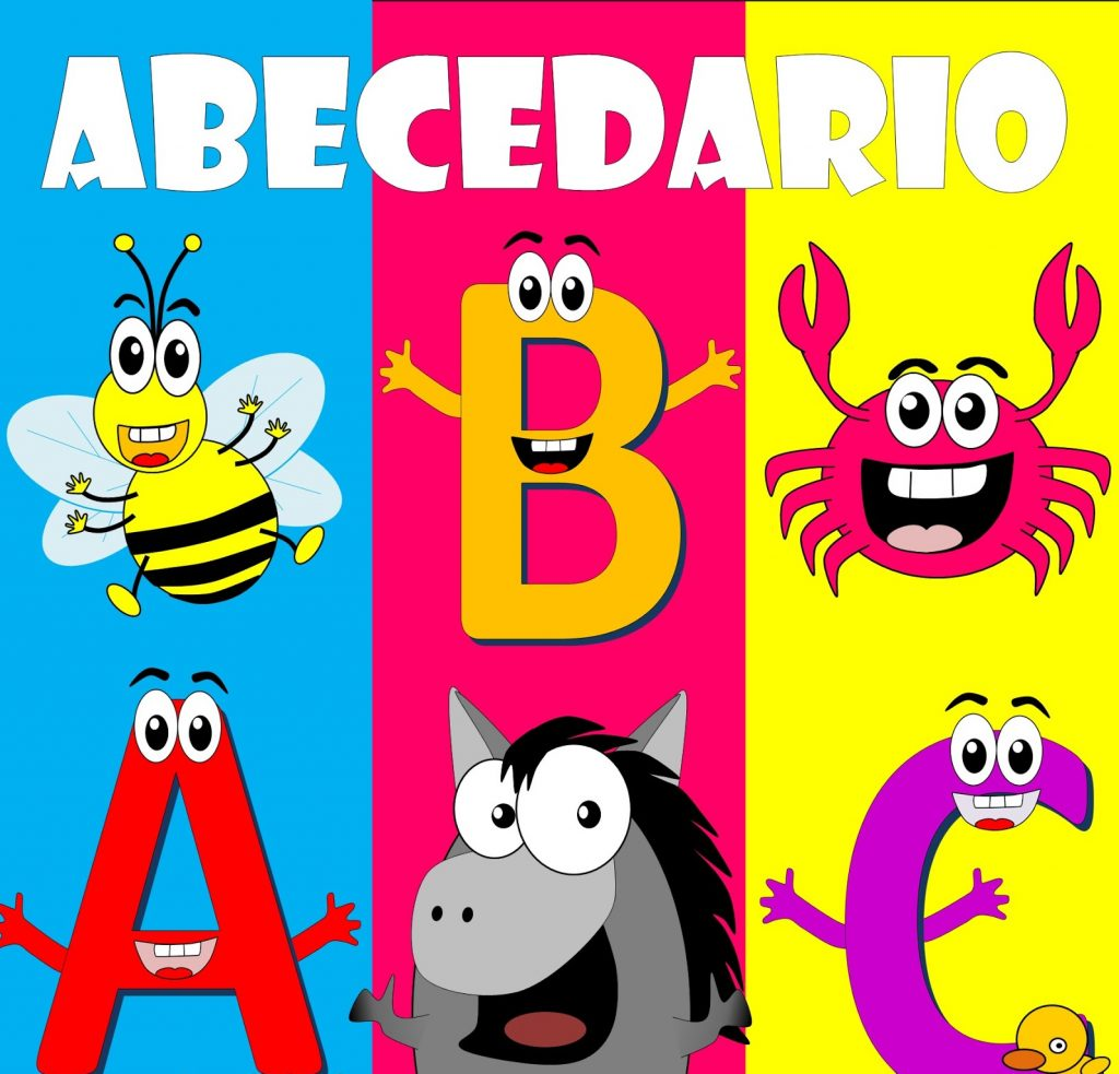 alfabeto infantil animado