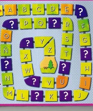 abecedario infantil didáctico