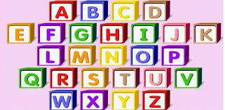 alfabeto infantil tacos