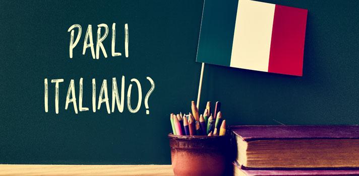 abecedario italiano español