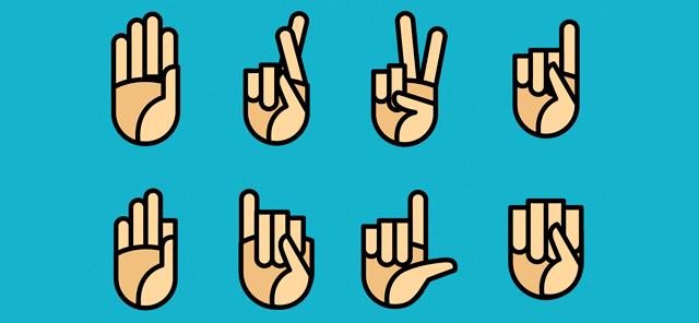 abecedario lengua de signos española