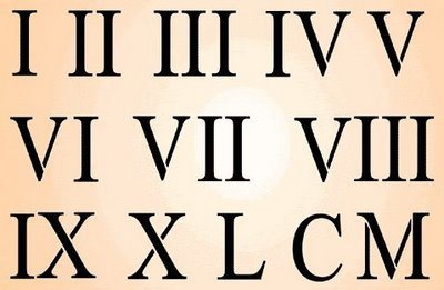 abecedario romano antiguo traducción español