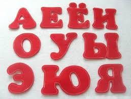 abecedario del ruso