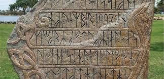 abecedario runico vikingo