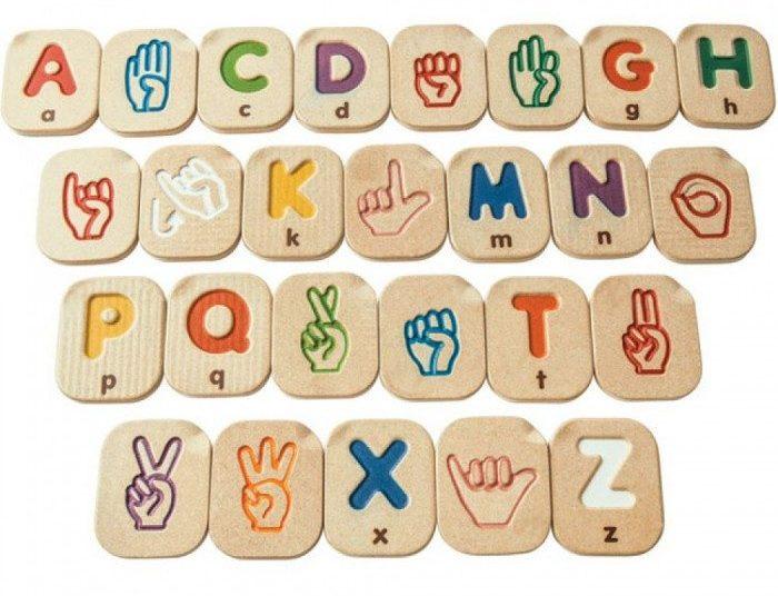 abecedario lenguaje de signos español