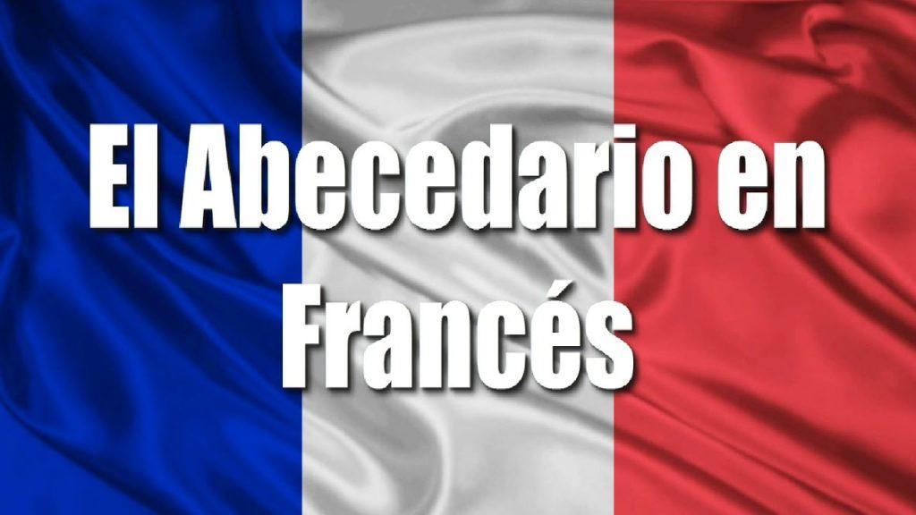 abecedario frances fonetica